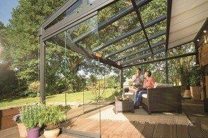 Frameless Glass Rooms
