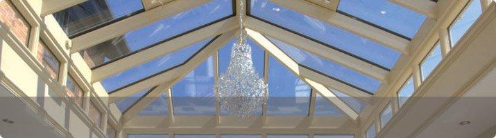 Ambience Roof Lantern Glass