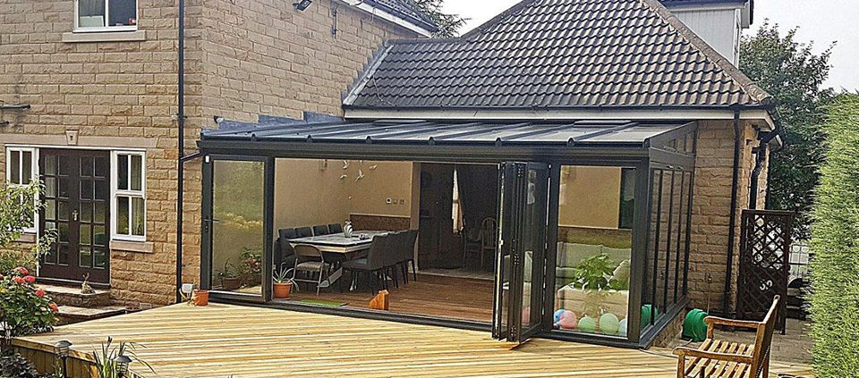 Glass Room in Alwoodley
