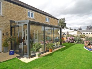 Glass Rooms & Glass Extensions