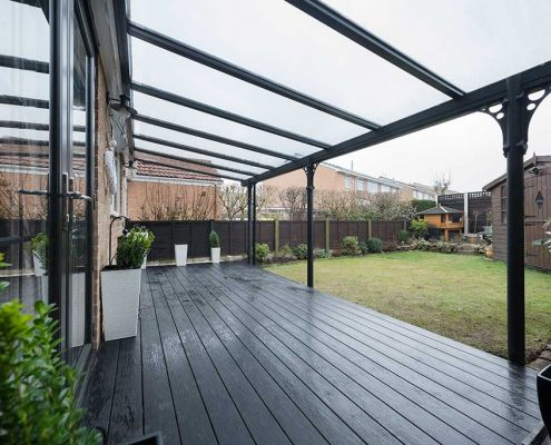 Glass Deck Verandas