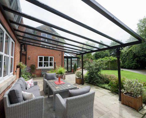 Glass Garden Patio Veranda