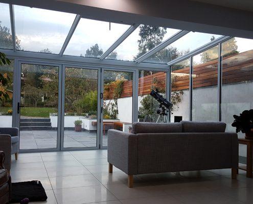 Aluminium Glass Room